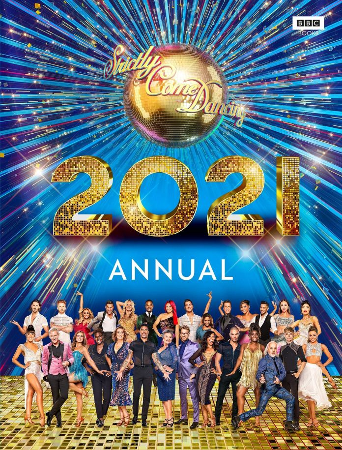 Strictly Come Dancing 2021 Official Annual