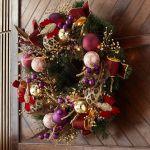 45 Best Christmas Wreaths Stylish Christmas Wreath Ideas