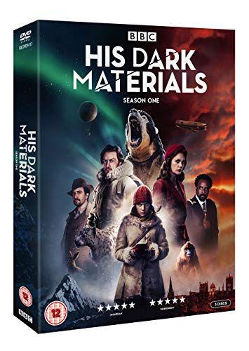 His Dark Materials - Season 1 (includes 4 art cards) [DVD] [2020]