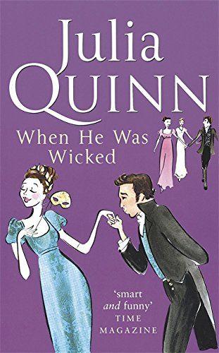 Als er von Julia Quinn böse war