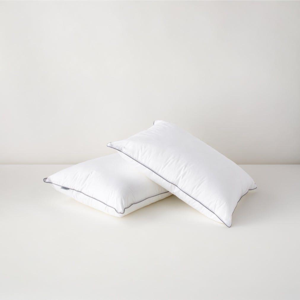 down alternative pillow set