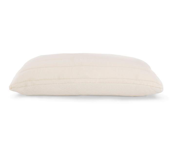 organic 2 in 1 latex pillow