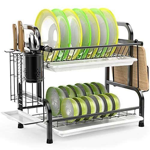 8 best dish drying racks for 2021 top
