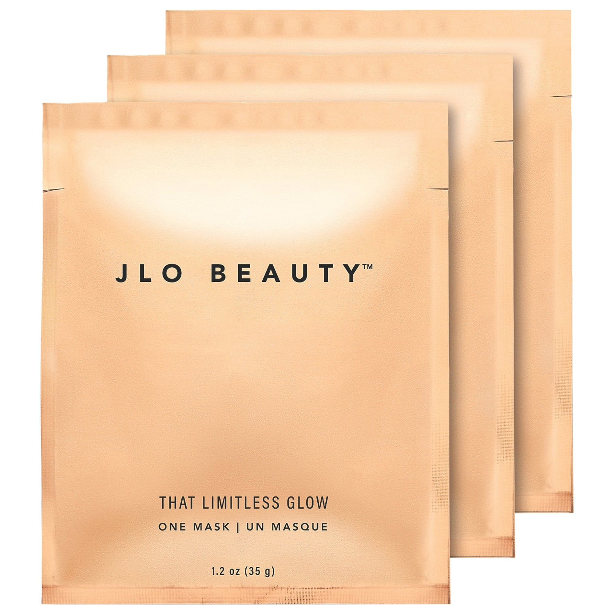 This limitless luminescent sheet mask