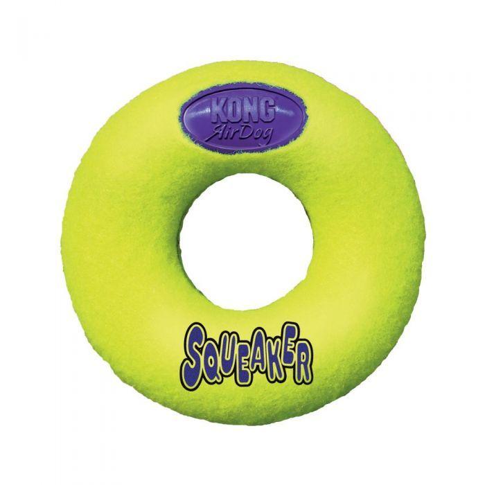 Kong Airdog® Squeaker Donut Dog Toy