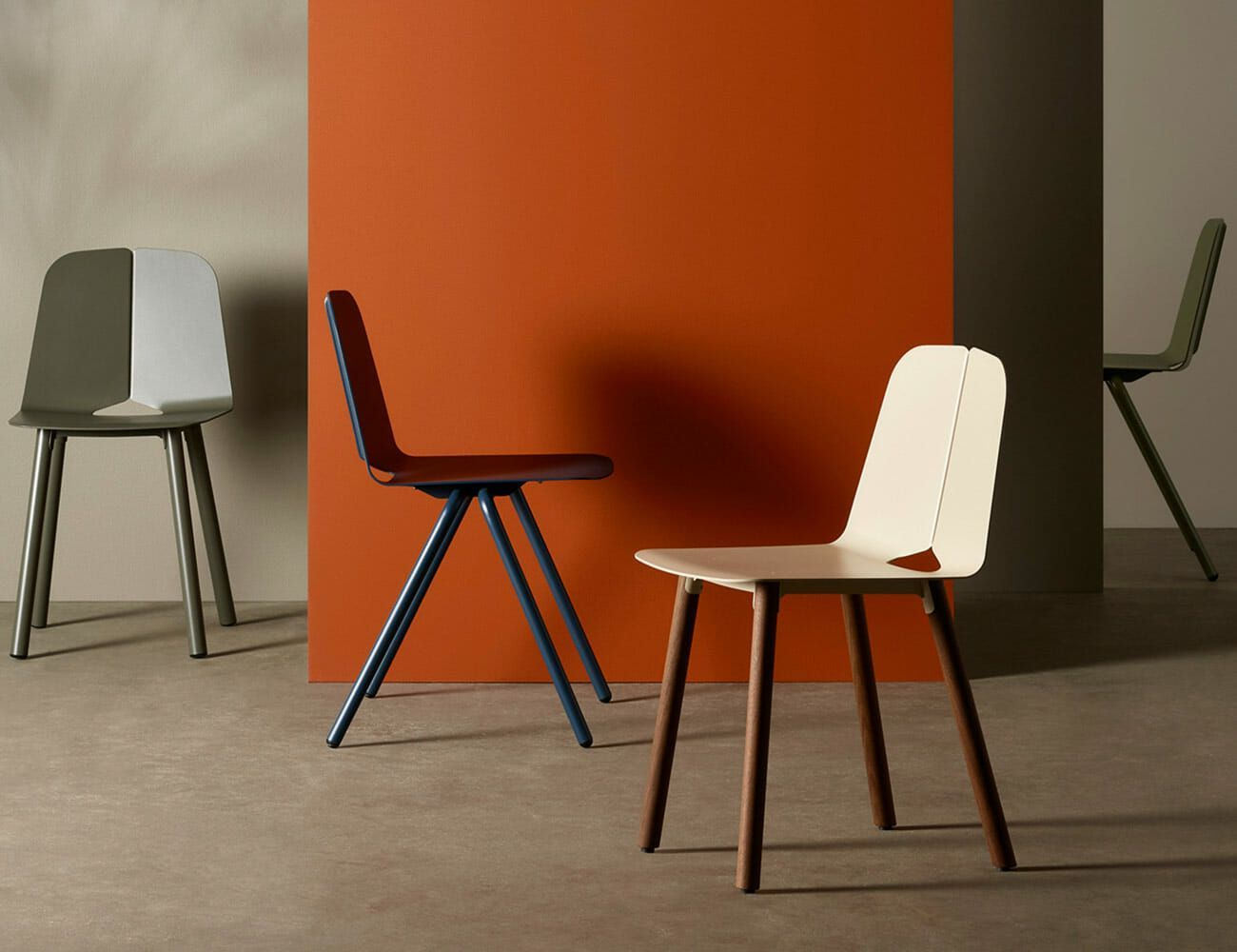 tait seam dining chair