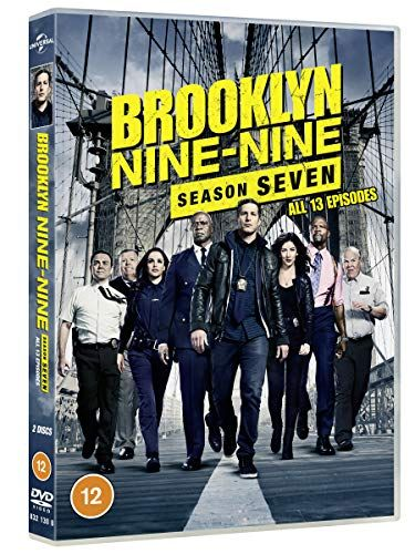 Brooklyn Nine-Nine: Season 7 [DVD] [2020]