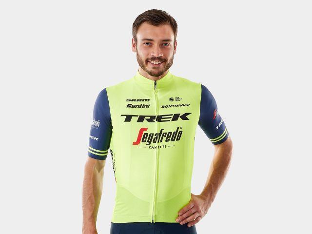Santini Trek-Segafredo Men's Team Jersey