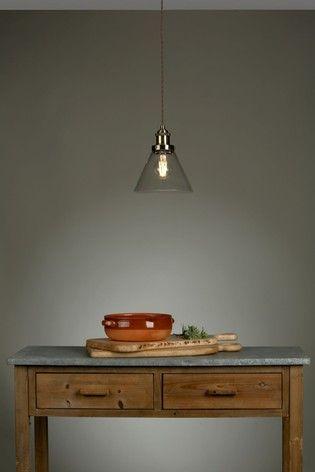 Isaac Pendant Ceiling Light, Laura Ashley, £70