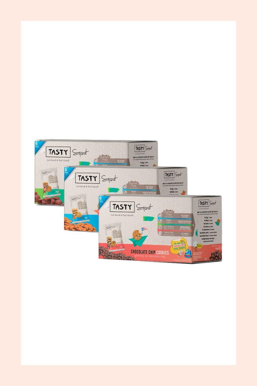 Tasty Cookies Bundle 6-Pack