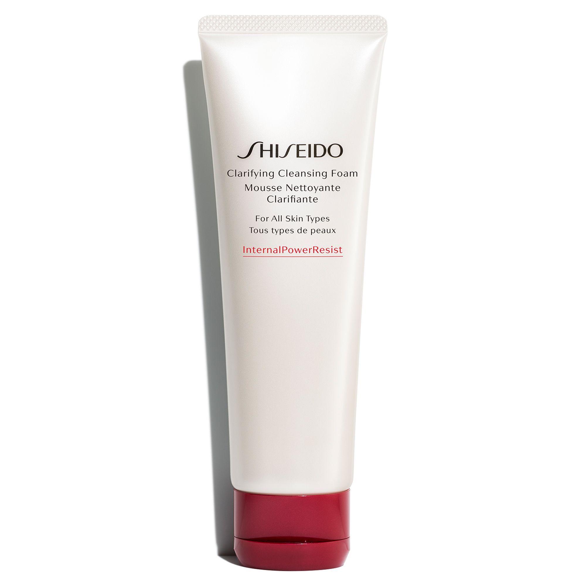 Clarifying Cleansing Foam by Shiseido