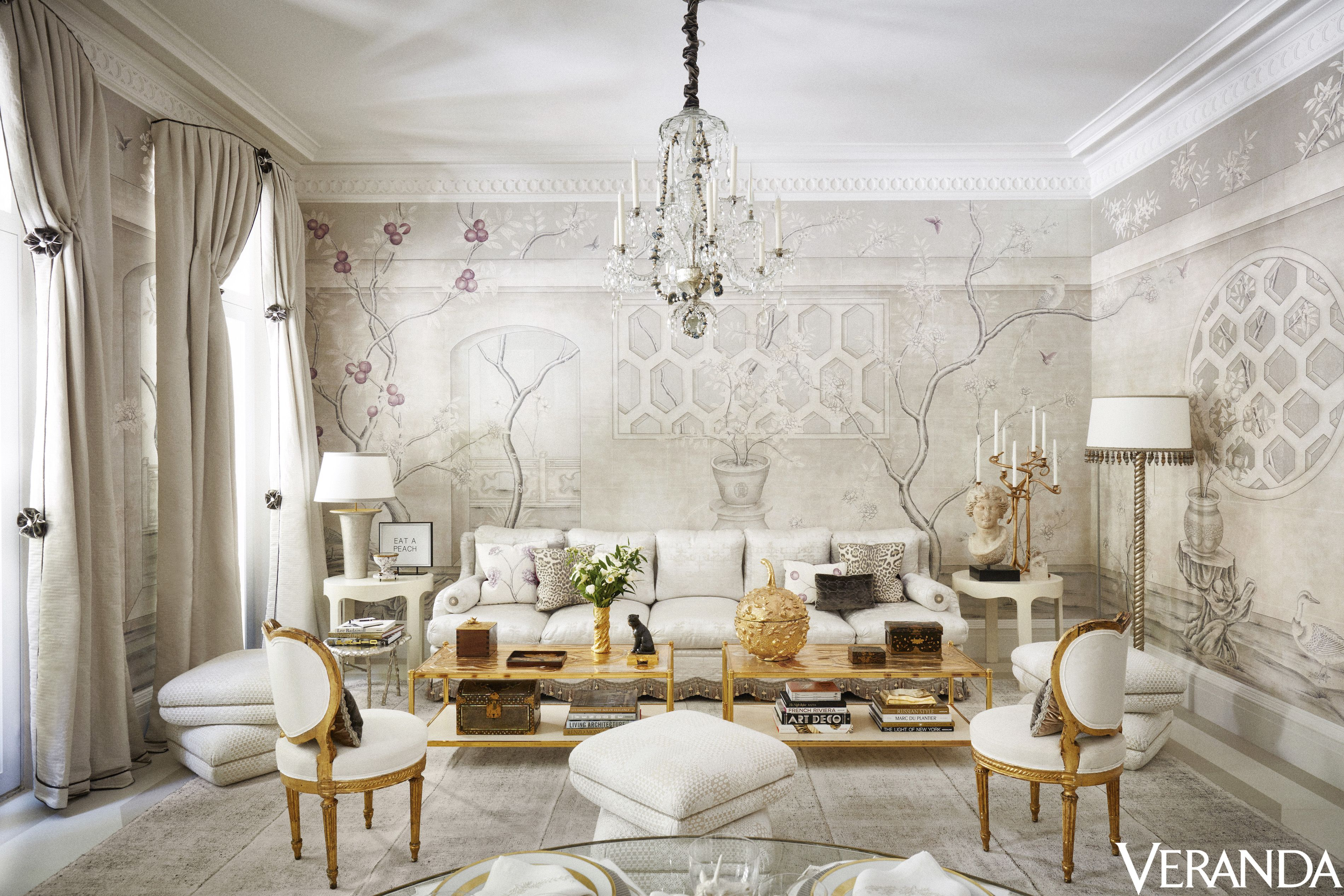 all white living room ideas average size area rug 25 best how to decorate an elegant bedroom