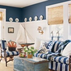 Cape Cod Style House Living Room Oak Floors In Family Cottage