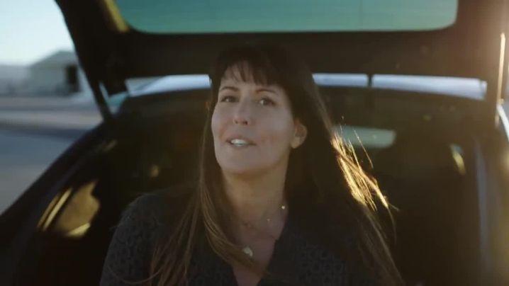 Patty Jenkins en el teaser que anunciaba su implicación en 'Rogue Squadrons'.