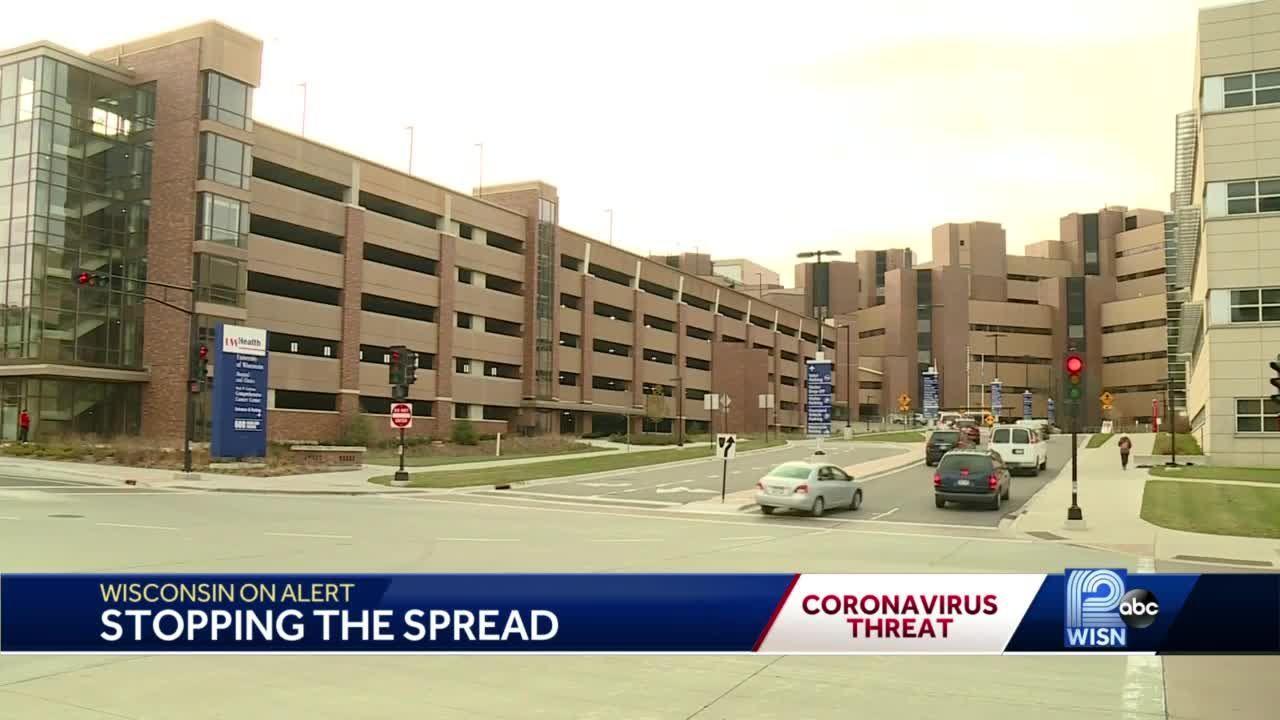 CORONAVIRUS: Wisconsin patient monitored for possible exposure