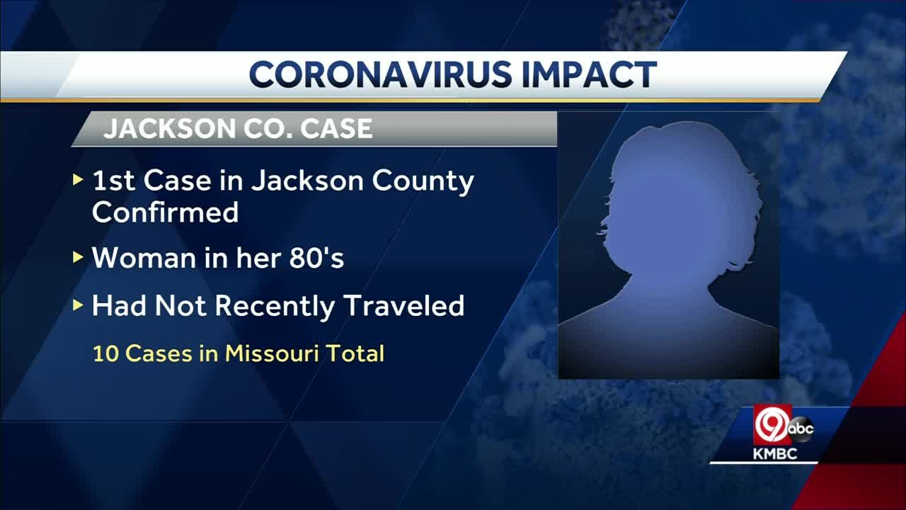 Second case of COVID-19 reported in Jackson County, Missouri