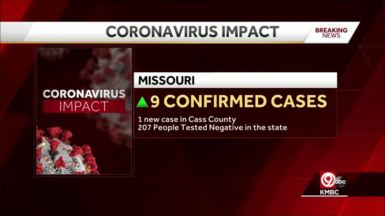 Cass County reports presumptive-positive case of COVID-19