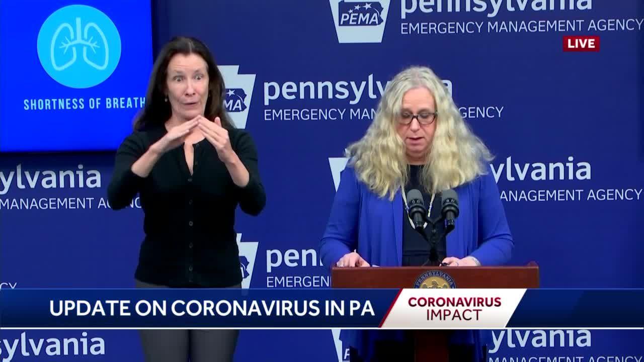 PENNSYLVANIA CORONAVIRUS UPDATES