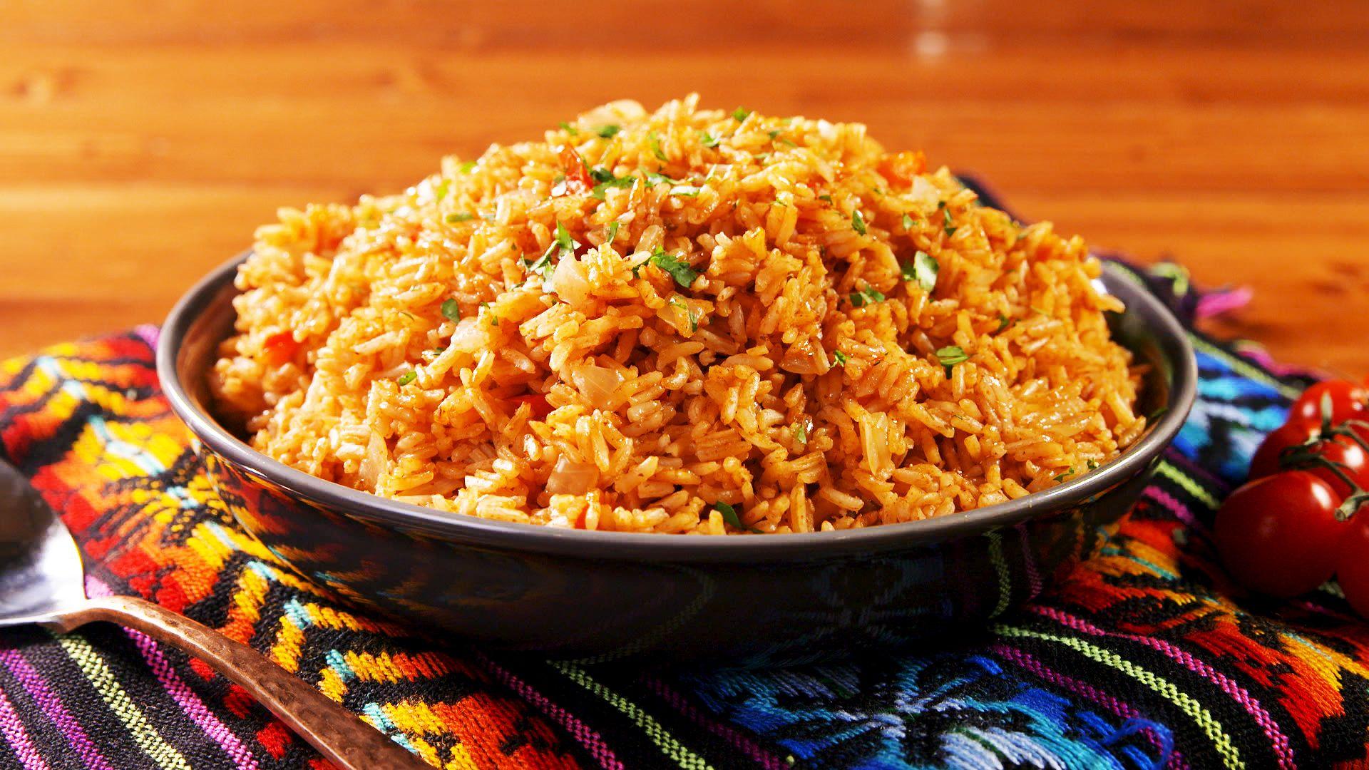 Best Spanish Rice Recipe  How To Make Spanish Rice