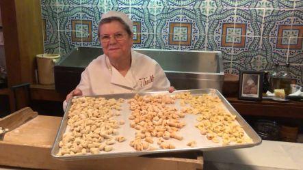 i Trulli Ristorante's Nonna Dora Makes 10 Pounds Of Pasta A Day