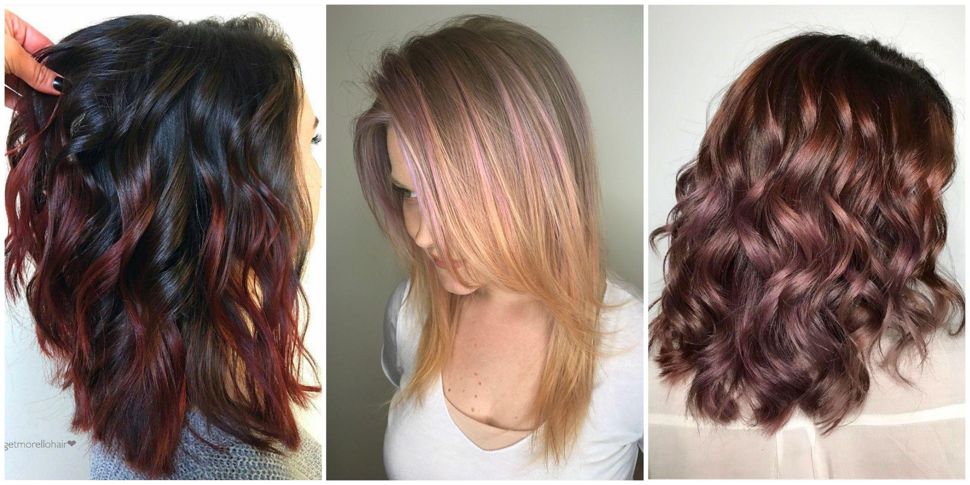 15 subtle hair color