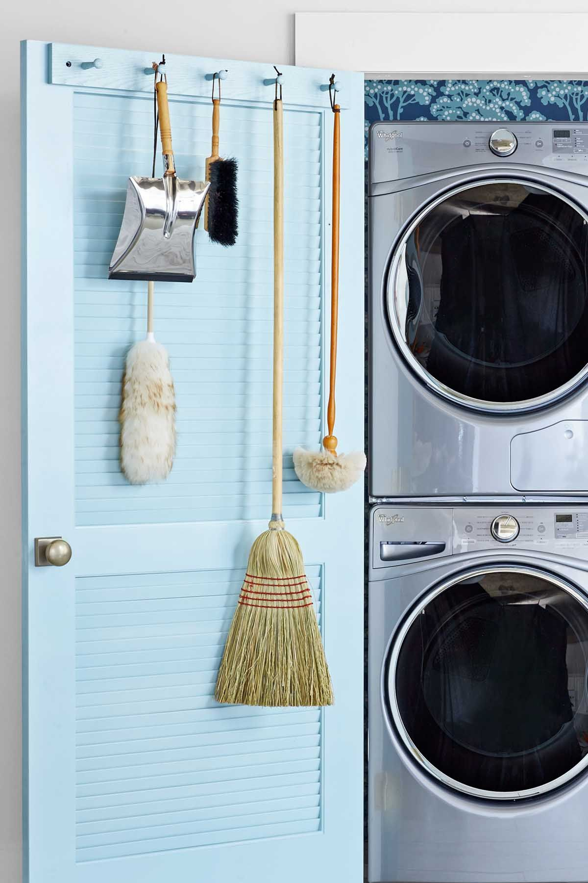 20 Laundry Room Storage And Organization Ideas How To