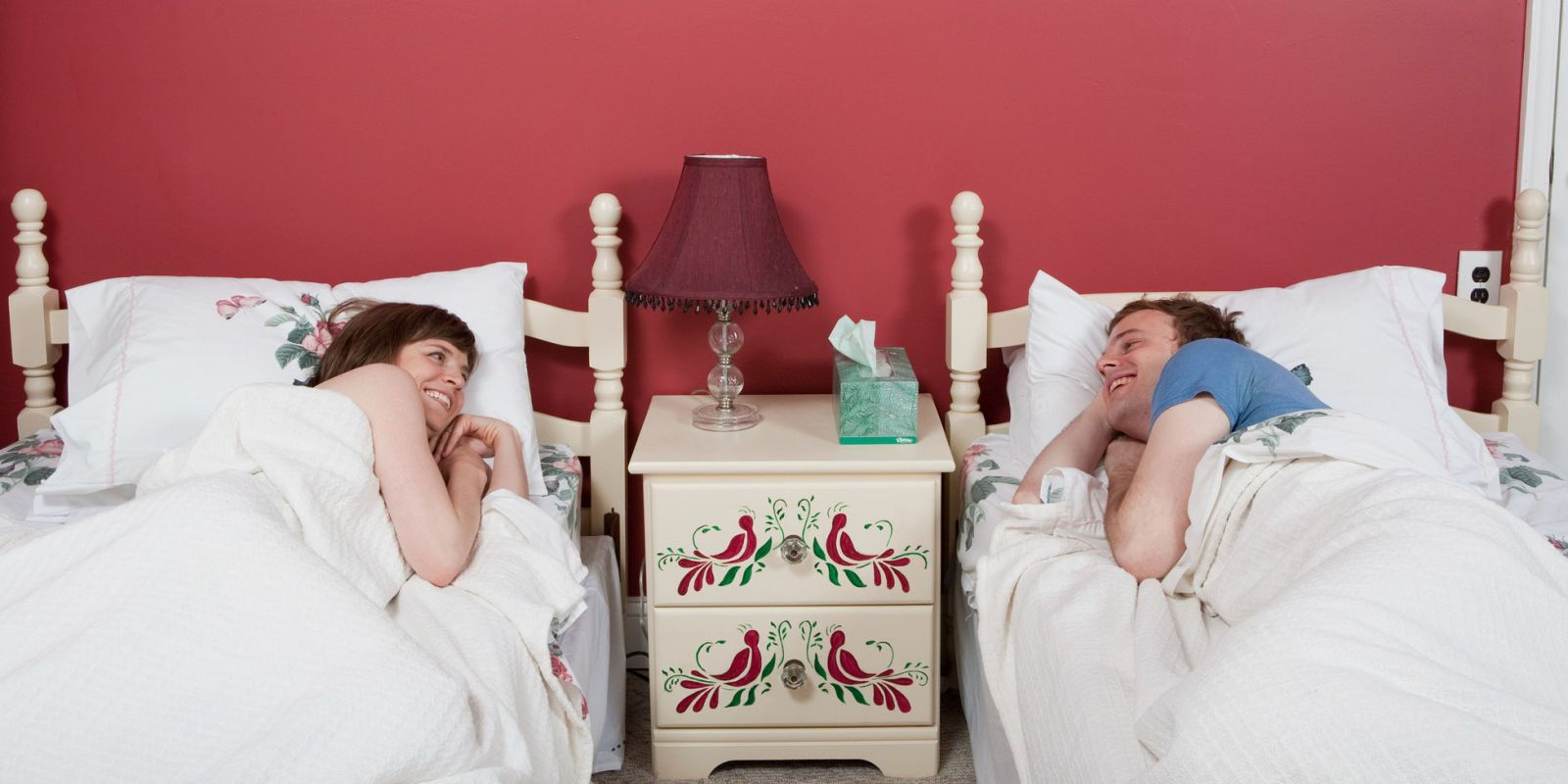 7 Relationship Benefits Of Sleeping In Separate Beds
