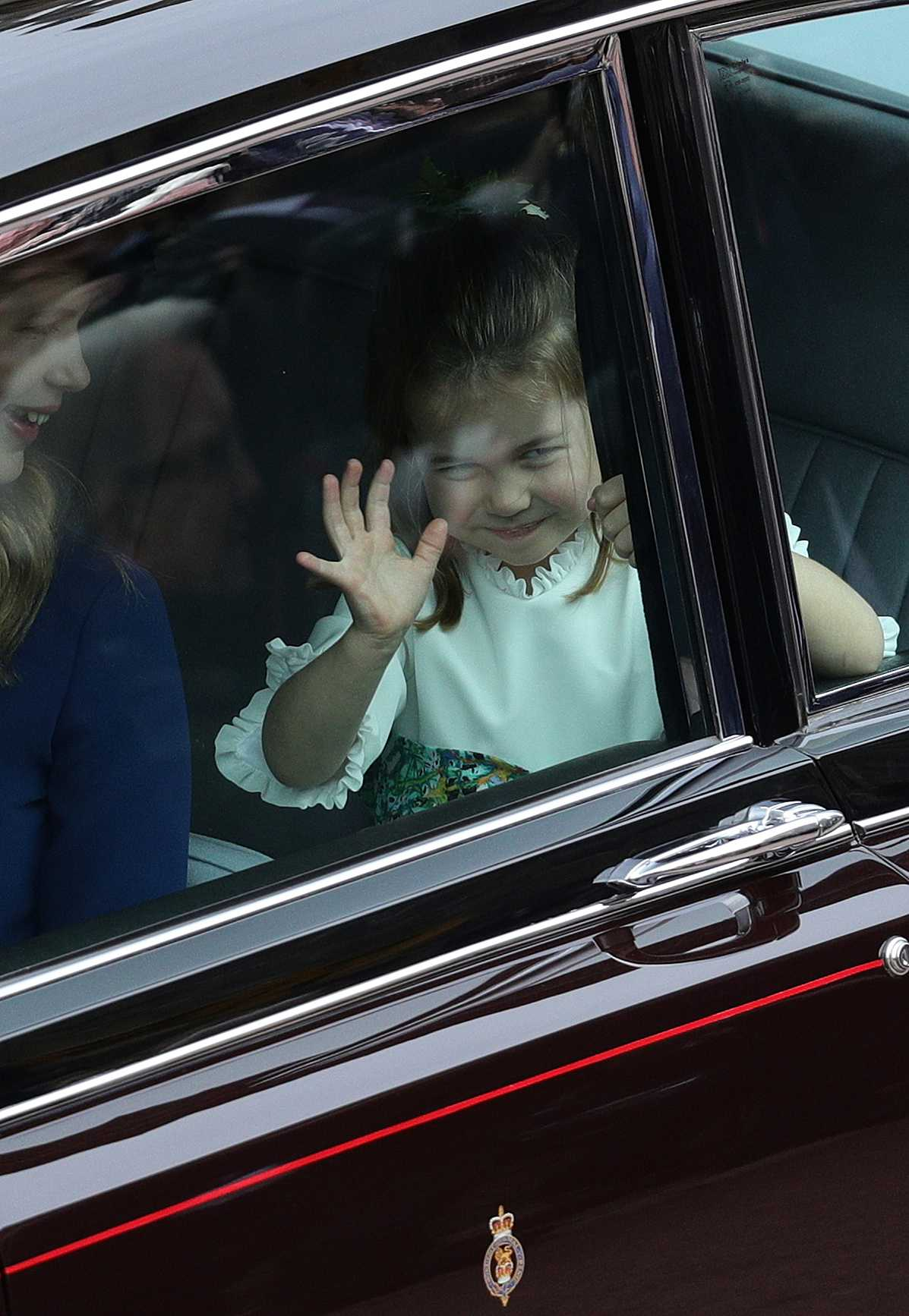 Princess Eugenie and Jack Brooksbank Royal Wedding Charlotte