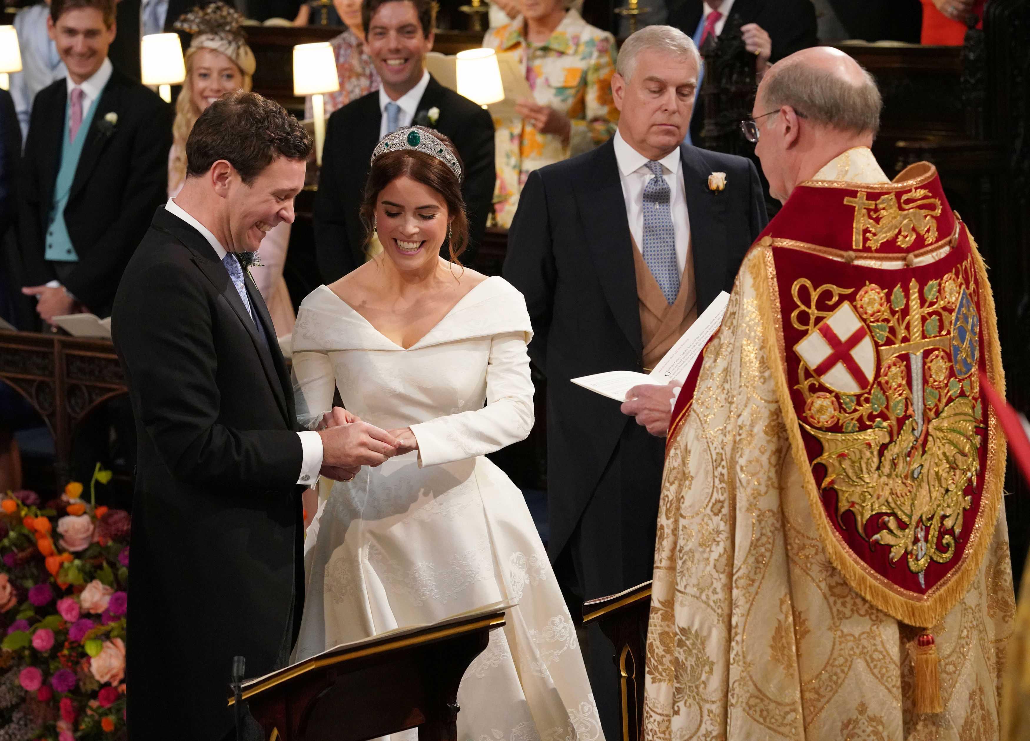 Princess Eugenie and Jack Brooksbank Royal Wedding