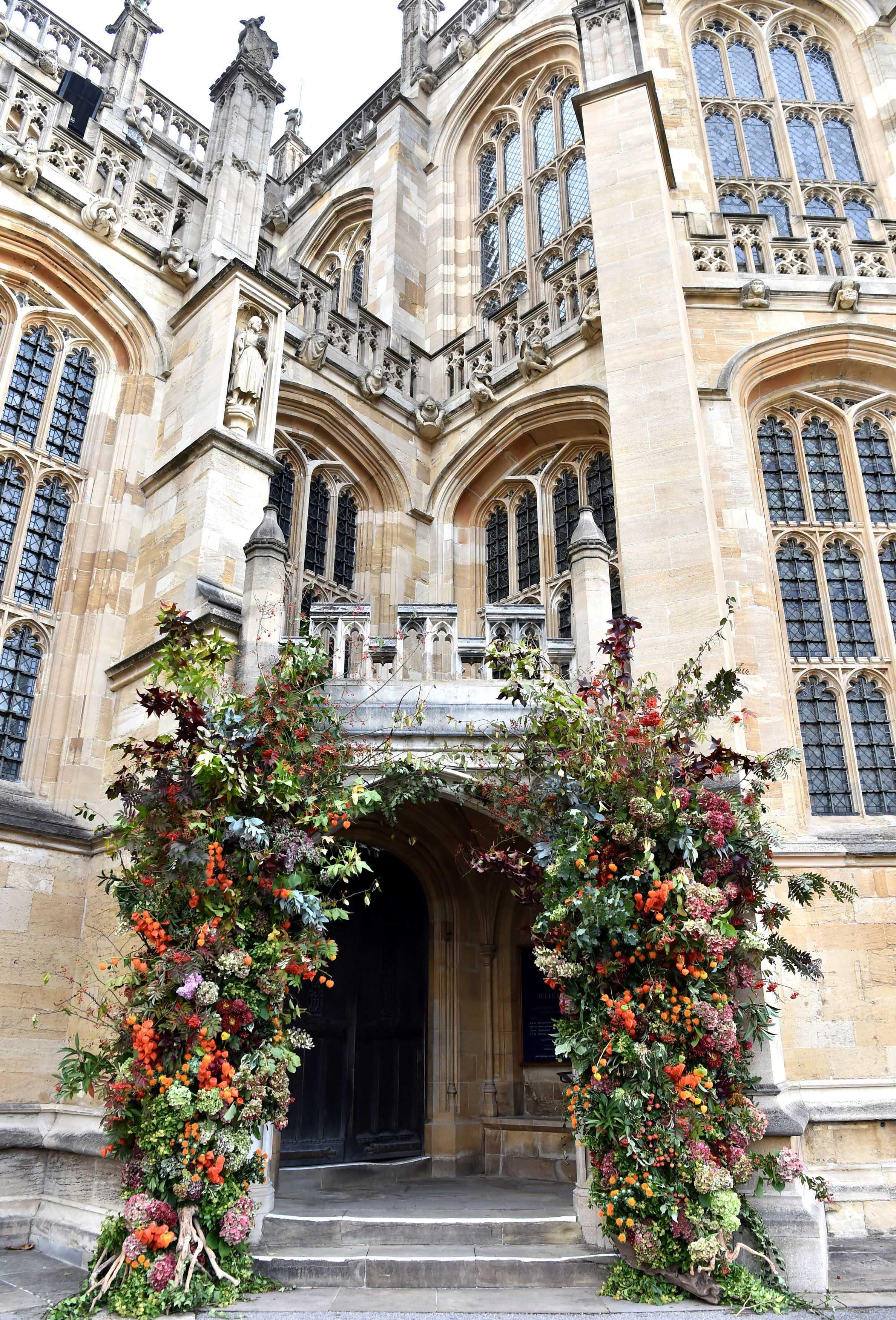 Princess Eugenie Of York Mr. Jack Brooksbank Wedding
