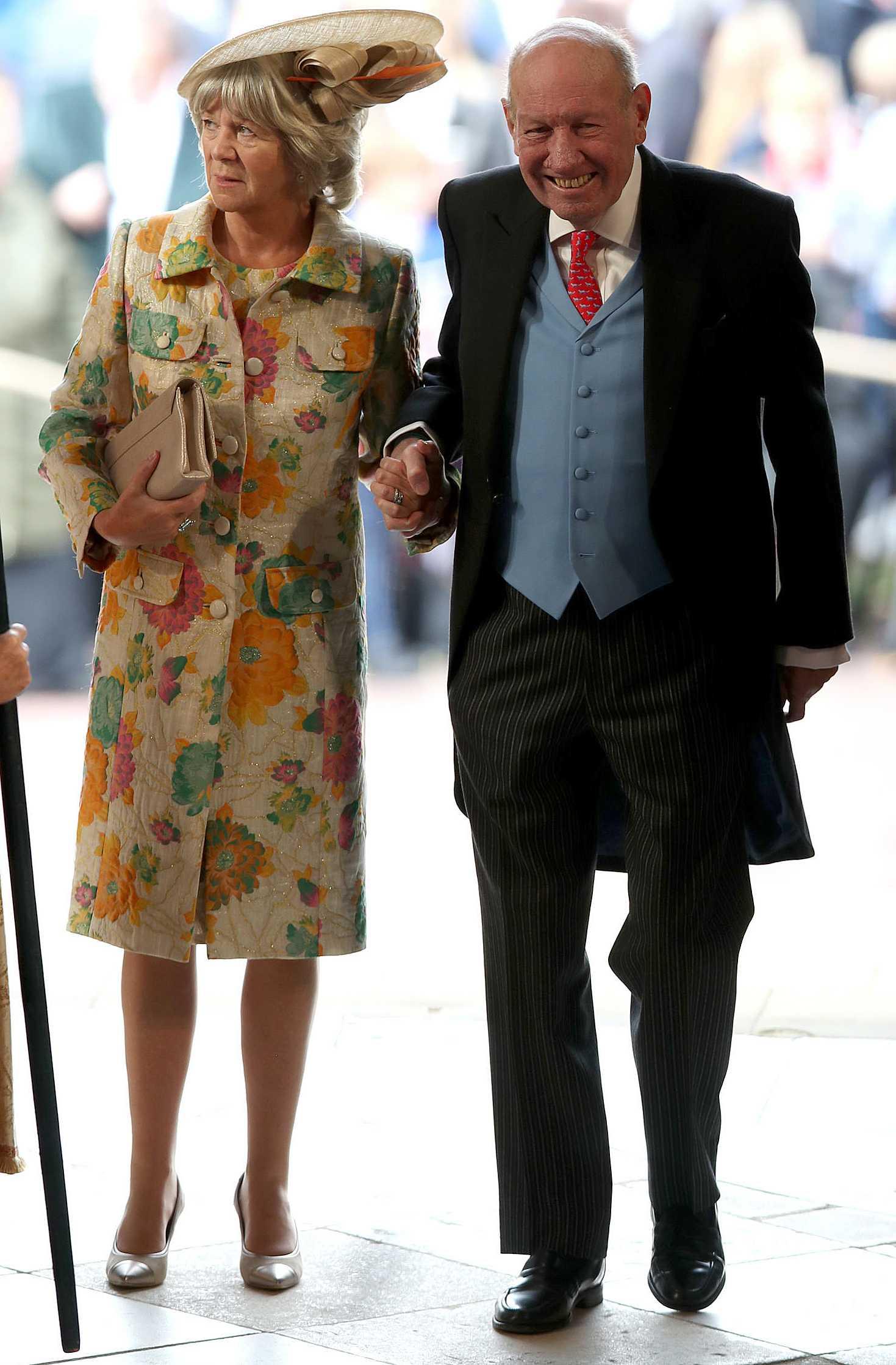 Princess Eugenie of York and Jack Brooksbank Wedding