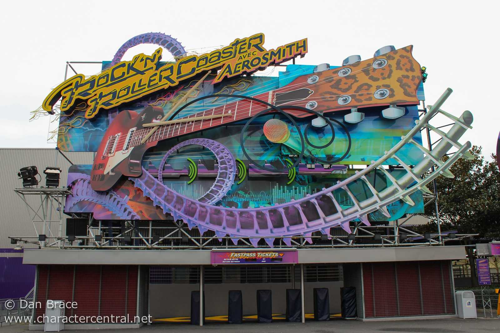 15 facts about Disney's Rock 'n' Roller Coaster