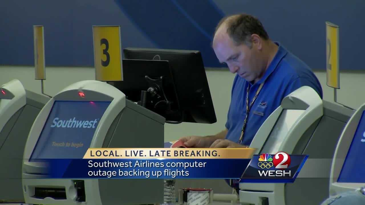 Fortunately, the process is straightforward. Computer glitch grounds Southwest Airlines flights nationwide