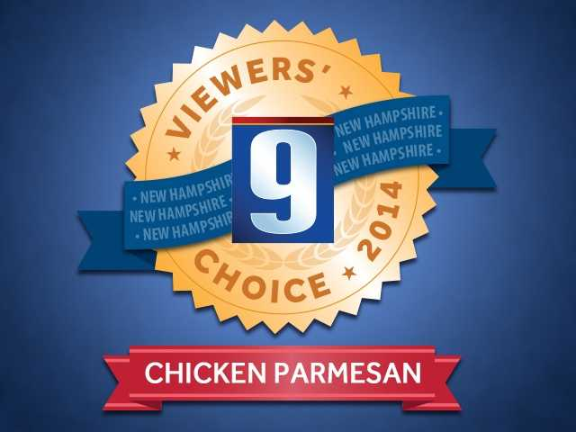 Viewers Choice Best chicken Parmesan in NH