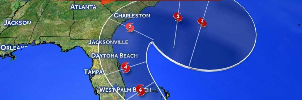 Hurricane Matthew Regains Strength