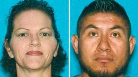 Stacie and Jose Mendoza