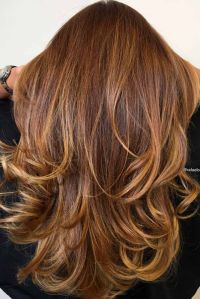 Trendy Hair Color : See light brown hair color variations