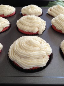 Moscato Barefoot Cupcakes