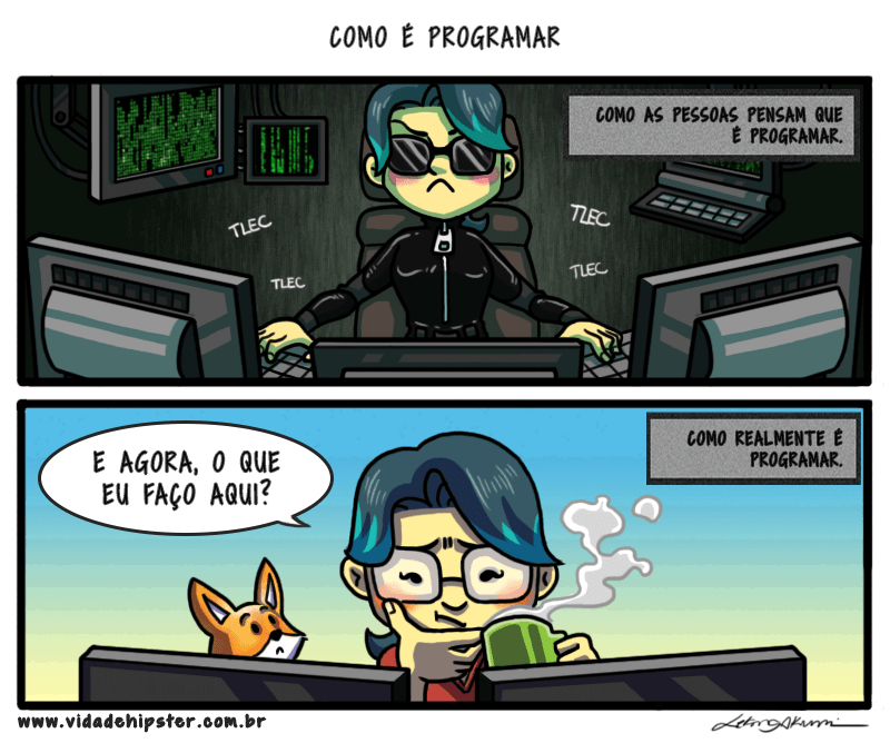 Como é programar