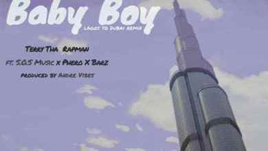 Photo of Terry Tha Rapman Ft. S.O.S Music, Pherowshuz & Barz – Baby Boy (Remix)