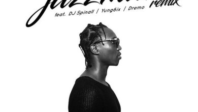 Photo of A-Q Ft. Yung6ix, Dremo & DJ Spinall – Jazzman (Remix)