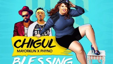 Photo of Chigul Ft. Phyno & Mayorkun – Blessing