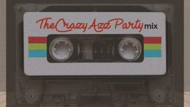 Photo of DJ Spinall – TheCrazyAzzParty (Mixtape)