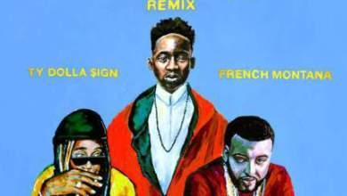 Photo of AUDIO + VIDEO: Mr Eazi & Major Lazer Ft. French Montana & Ty Dolla Sign – Leg Over (Remix)