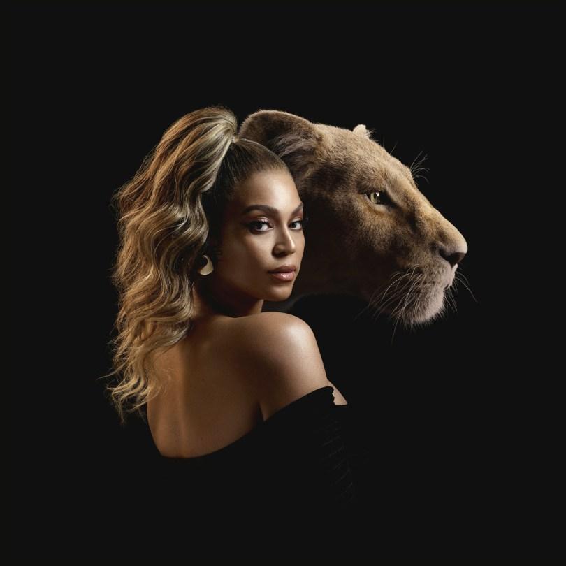 Beyonce Lion King Album