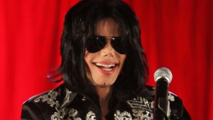 Troubled As Michael Jackson came to be known as Wacko Jacko