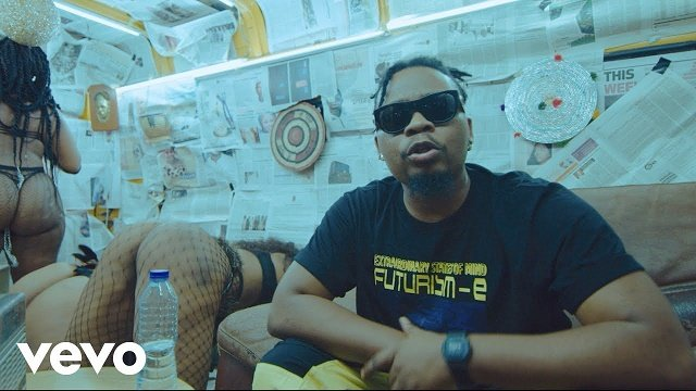 Olamide Pawon Video Mp4 Download