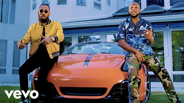 Phyno ft. Davido – Ride For You (Video)