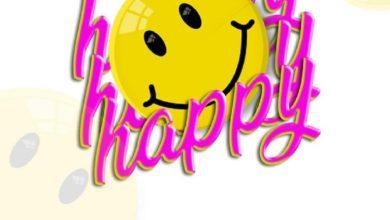 Photo of Yung6ix – Happy (Prod. by GospelOnDeBeatz)