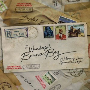 Download Burna Boy – Wonderful (prod. Telz)